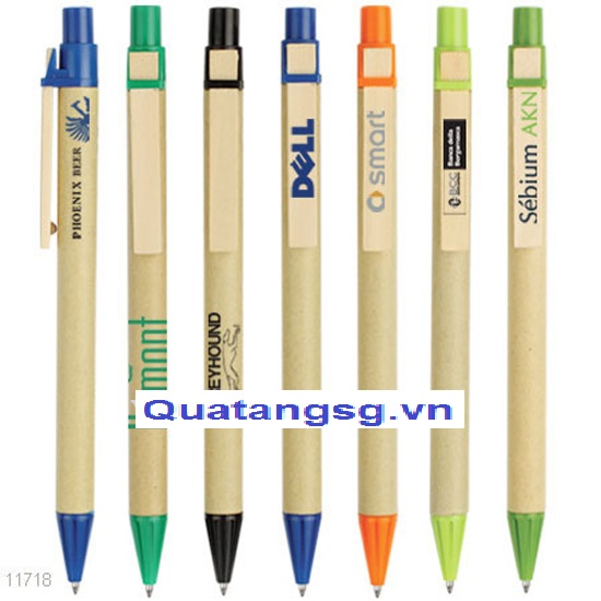 Mẫu bút quà tặng đẹp độc đáo giá rẻ 08, bút bảo vệ môi trường