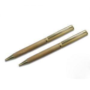 Bút gỗ đẹp giá rẻ, mẫu bút gỗ 06