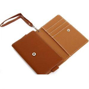 ví da quà tặng, mẫu ví da đựng name card giá rẻ 3