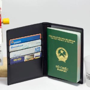 ví passport quà tặng cao cấp số 3