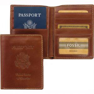 Quà tặng ví da đẹp, hô chiếu quà tặng cao cấp