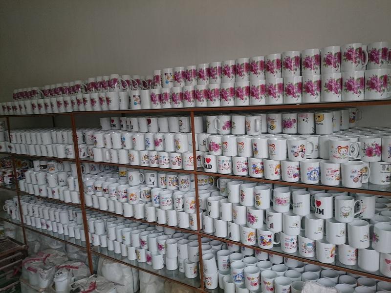 Địa chỉ nhà máy sản xuất ly sứ trắng giá rẻ