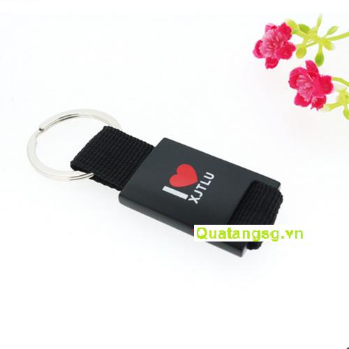 móc khóa kim loại quà tặng, mẫu móc khóa quà tặng đẹp số 02