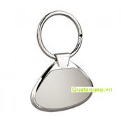 móc khóa đẹp sang trọng giá sỉ, móc khóa quảng cáo mẫu 3 kim loại