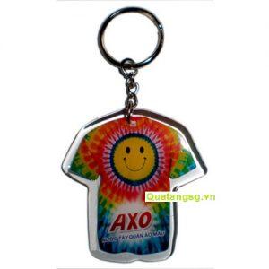 Móc khóa quà tặng, mẫu móc khóa đẹp 06