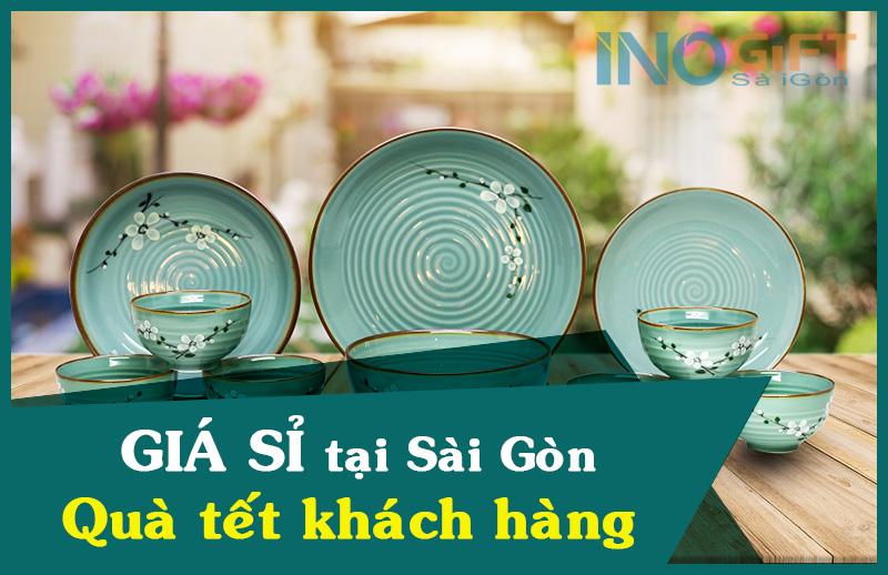 Quà tết khách hàng giá sỉ tại Sài Gòn