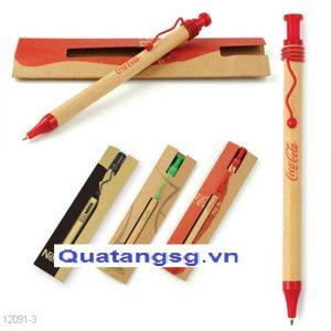 Bút giấy quà tặng số 11, mẫu bút quà tặng đẹp cao cấp