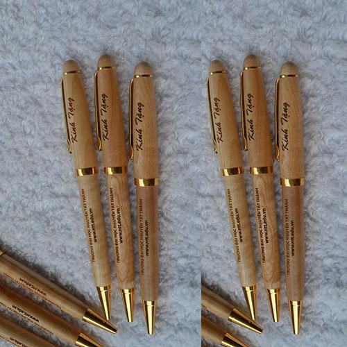 Mẫu bút gỗ đẹp nhất, quà tặng cao cấp