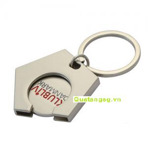 móc khóa quà tặng, mẫu móc khóa số 11