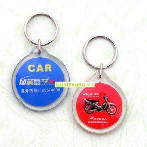 móc khóa đẹp giá rẻ, mẫu móc khóa nhựa làm quà tặng