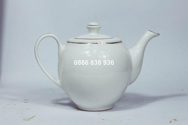 mua ấm trà sứ giá rẻ làm khuyến mãi