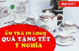 ấm trà in logo quà tặng tết ý nghĩa