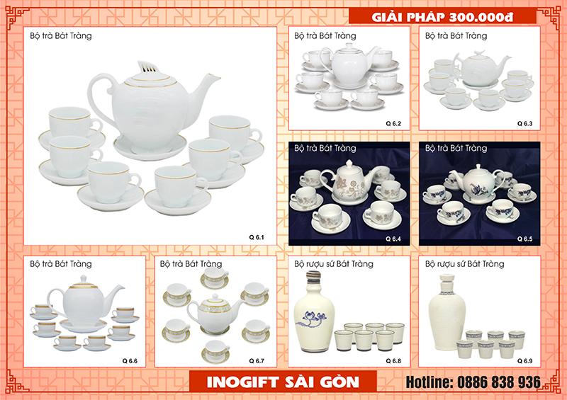 Ấm chén Minh Châu - các mẫu ấm chén trà đẹp nhất 2018