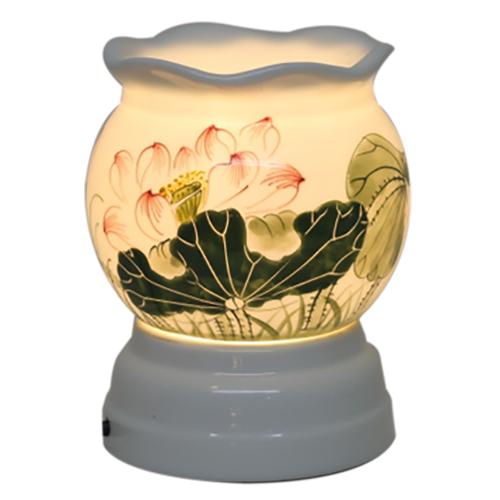 Đèn xông tinh dầu - Món quà tặng vì sức khỏe và sắc đẹp