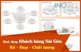 Quà tặng khách hàng Sài Gòn - Quà tặng rẻ đẹp chất lượng