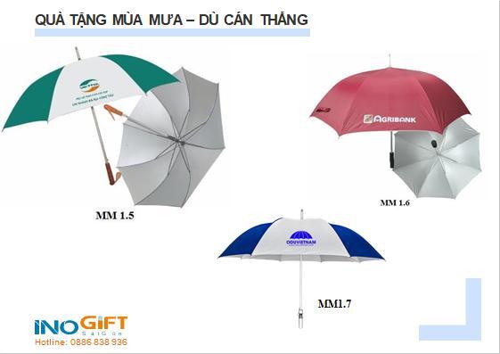 Báo giá quà tặng công nhân viên, khách hàng cho mùa mưa 2020
