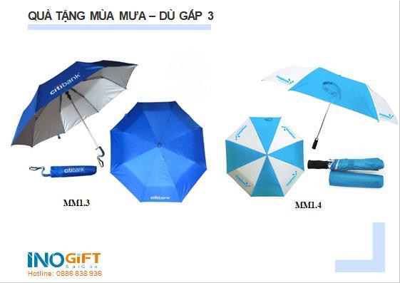 Hình ảnh những mẫu quà tặng khách hàng công nhân viên mùa mưa 2020