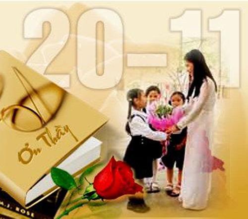 Cung cấp quà tặng kỷ niệm thầy cô 20/11 mẫu mới nhất 2020