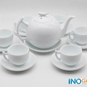 Bộ ấm trà Bát Tràng 04