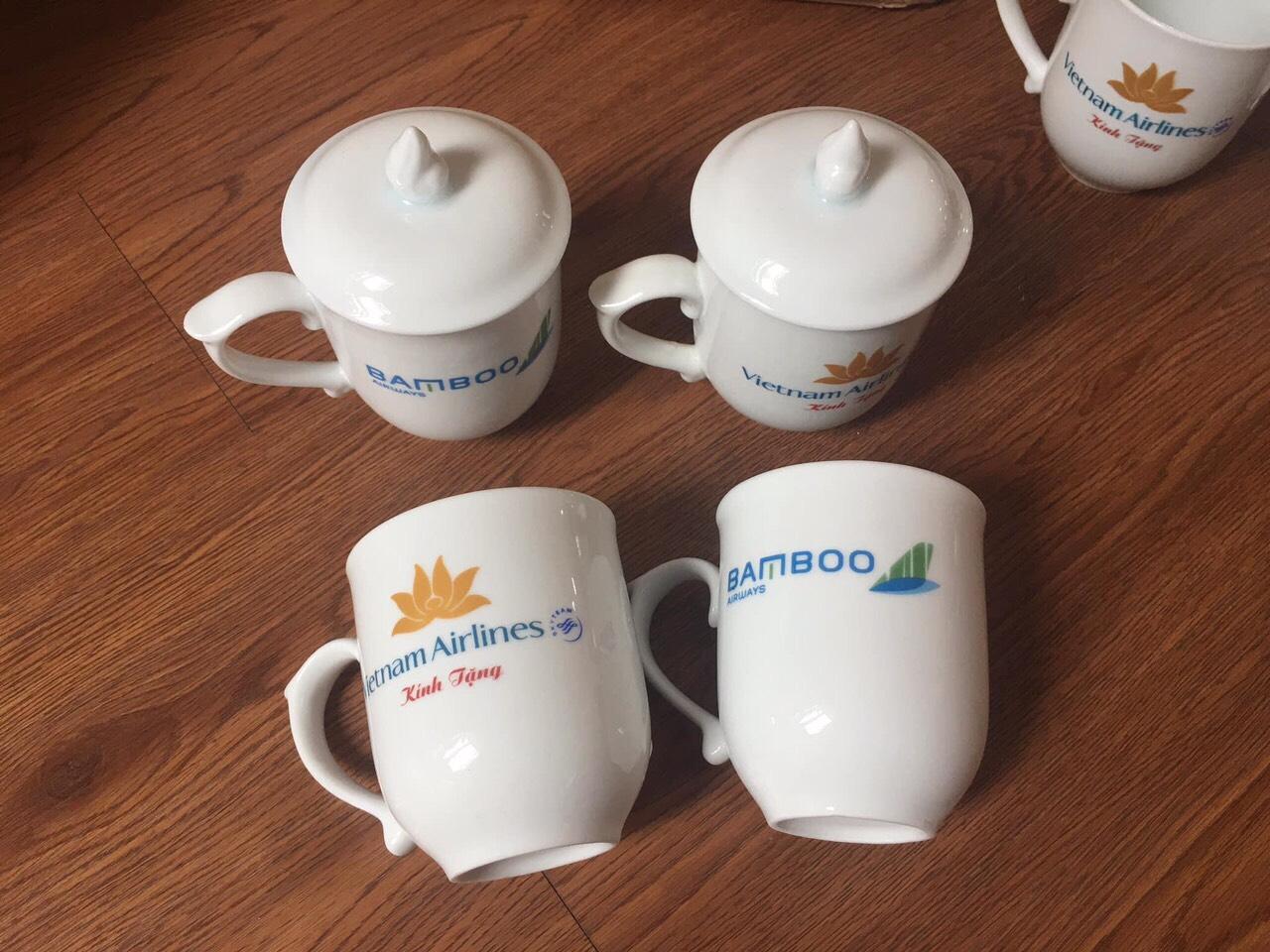 Quà tặng tết cho doanh nghiệp in logo lên sản phẩm theo yêu cầu giá rẻ