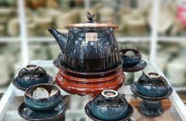 Nguồn hàng sỉ bộ tách trà gốm sứ quà tặng doanh nghiệp giá rẻ tại tphcm