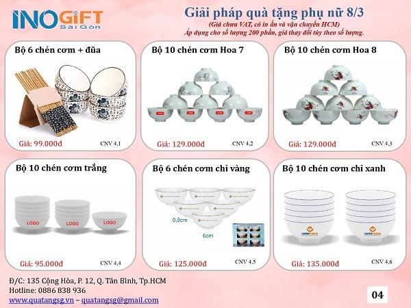 Giợi ý quà tặng 8/3 cho bạn gái độc đáo và ý nghĩa từ cty quà tặng sg