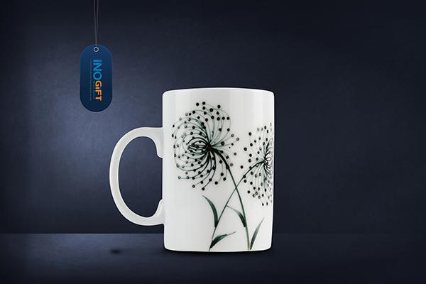 Ly sứ uống cafe đẹp