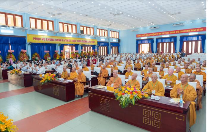 Review Đại hội Đại biểu Phật giáo huyện Củ Chi lần thứ X (nhiệm kỳ 2021 – 2026)