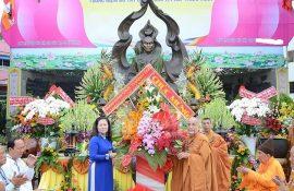 [ Quà tặng in logo ] Đại hội Phật giáo và đại lễ kỷ niệm 40 năm thành lập Giáo hội Phật giáo VN