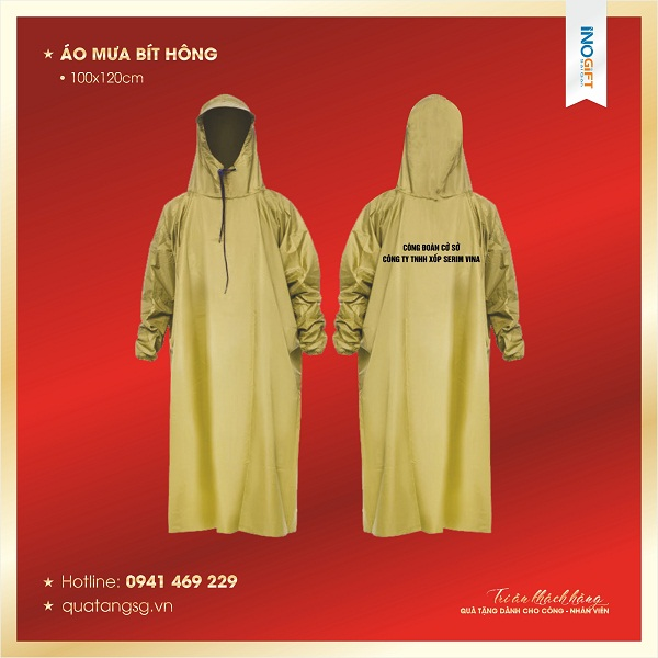 Áo mưa bộ loại tốt mua ở đâu ? giá bán bao nhiêu tiền ?