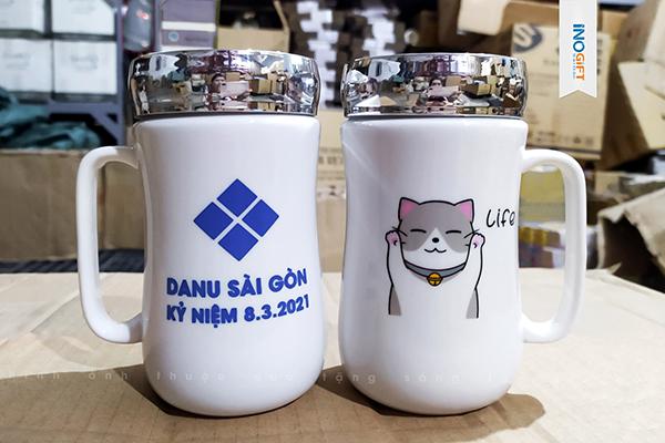 Công ty cung cấp giải pháp quà tặng hội liên hiệp phụ nữ in logo tại Bình Định