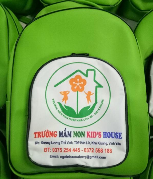 Xưởng sản xuất balo đồng phục mầm non, học sinh theo yêu cầu giá rẻ tại tphcm