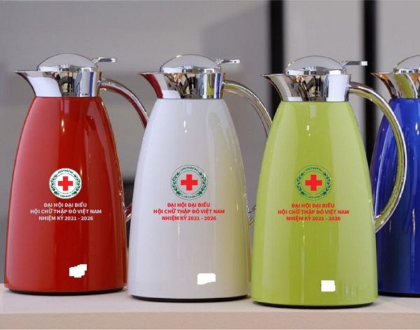 Giải pháp quà tặng Đại hội Hội Chữ thập đỏ Việt Nam ý nghĩa, thiết thực 2021