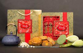 Đặt bánh trung thu theo yêu cầu làm quà tặng công nhân viên công ty doanh nghiệp