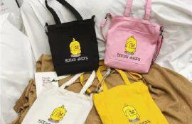 Quà tặng túi Canvas in Logo - túi quà tặng doanh nghiệp giá rẻ tại tphcm