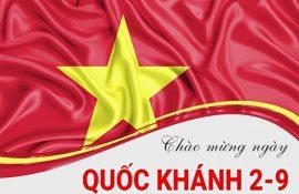 Giải pháp quà tặng quốc khánh 2-9 cho nhân viên và khách hàng in logo tại tphcm