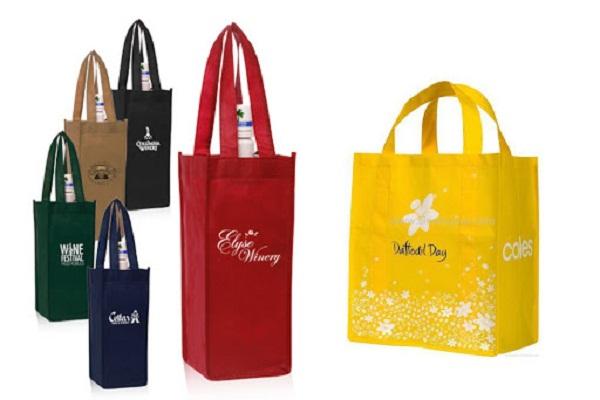 Công ty sản xuất túi vải không dệt in logo thương hiệu giá rẻ tại tphcm