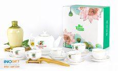 Bộ bình trà, ấm chén trà cao cấp làm quà tặng giá bán bao nhiêu tiền ?