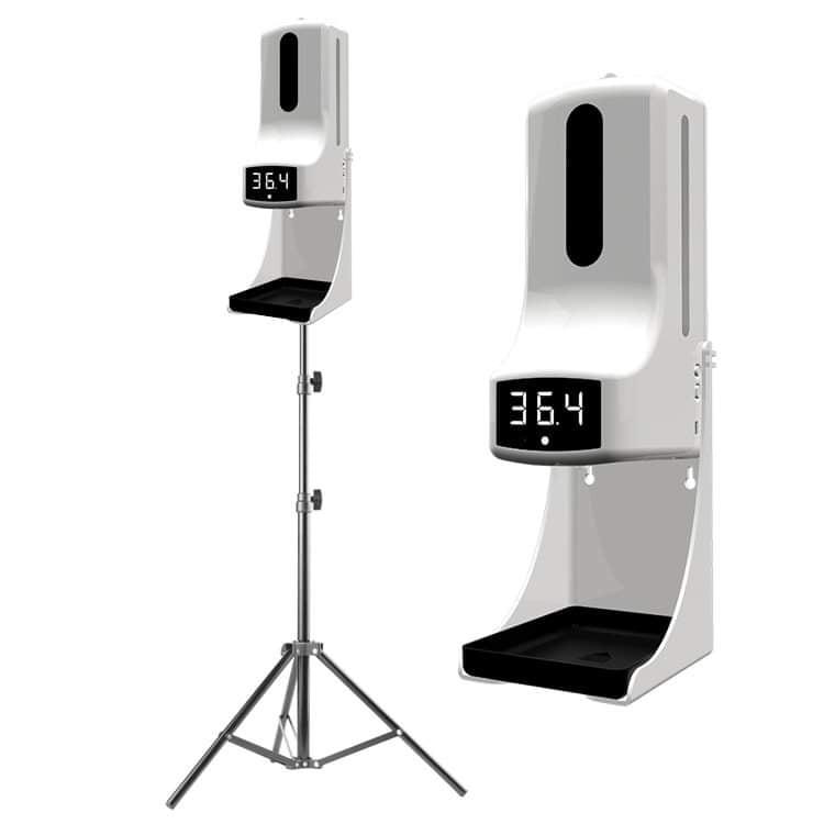 Máy đo nhiệt độ kết hợp máy rửa tay mua ở đâu ? giá bán bao nhiêu tiền tại tphcm ?
