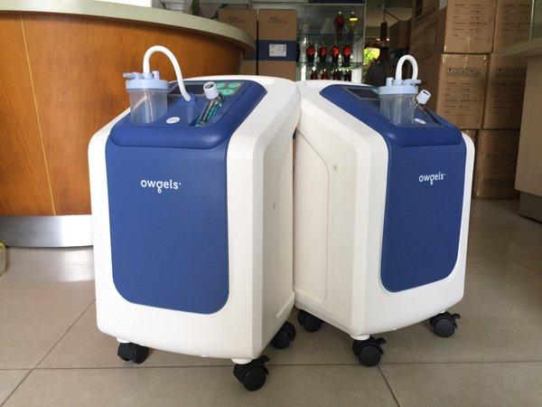 Review cách sử dụng máy thở oxy tại nhà, máy thở oxy cá nhân mini