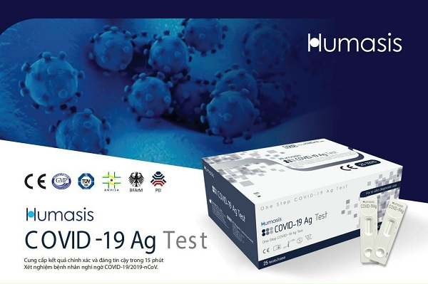 Tổng hợp các loại test nhanh kháng nguyên covid có bán tại sgmedi với giá tốt nhất